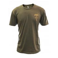 US PALM Olive Green T-Shirt